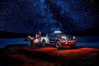 Popular 2018 Navara Dark Sky Concept Wallpaper
