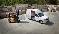 Popular 2021 Nissan NV Cargo Van Wallpaper
