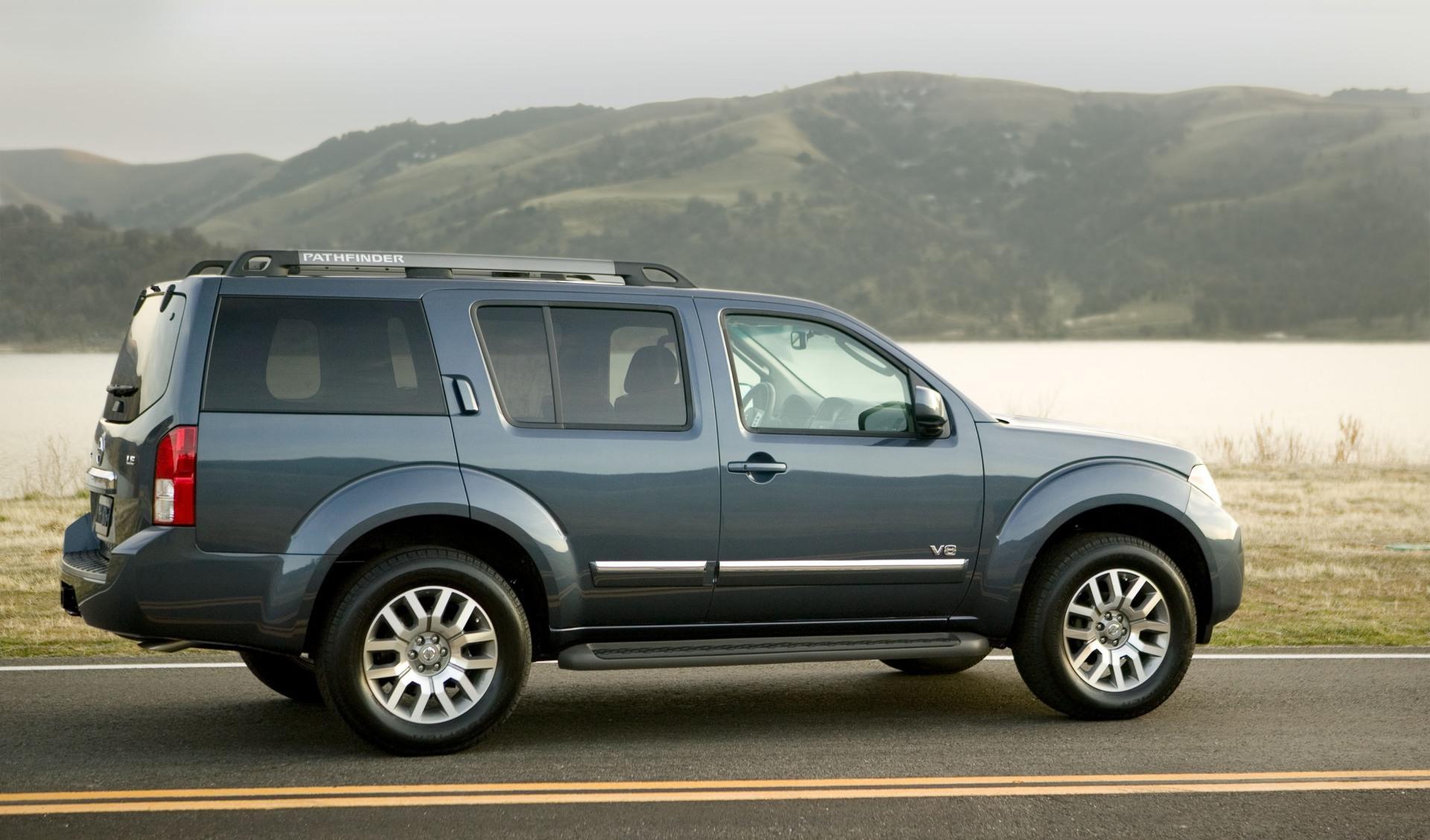 2009 Nissan Pathfinder News And Information Conceptcarz Com