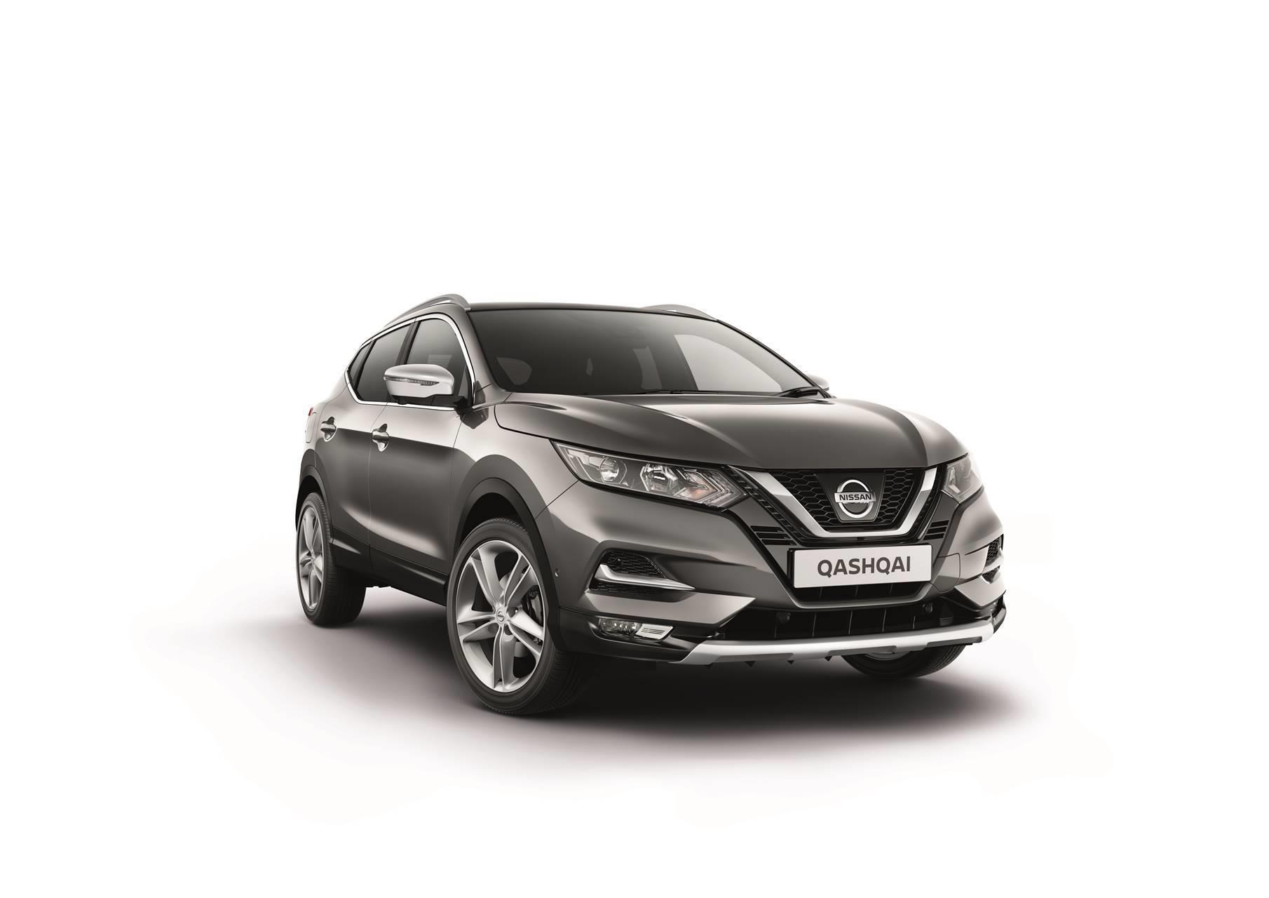 2018 Nissan Qashqai N-Motion