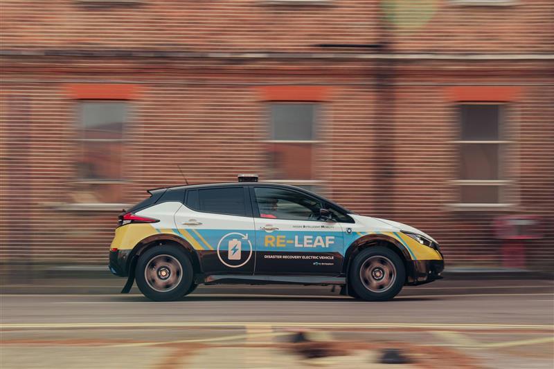 2020 Nissan RE-LEAF