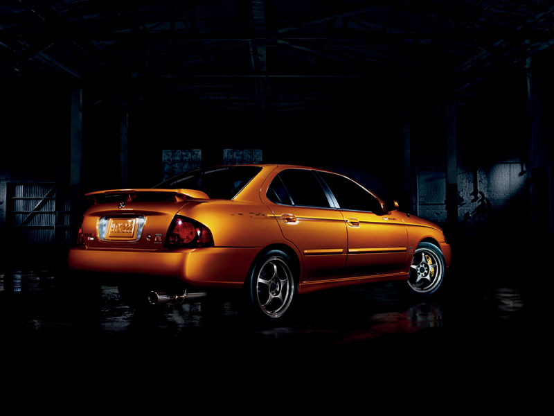 2005 Nissan Sentra Pictures, History, Value, Research ...