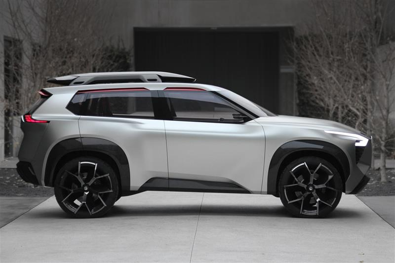 2018 Nissan Xmotion Concept News and Information, Research, and History