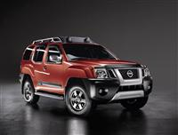 Nissan Xterra Monthly Vehicle Sales