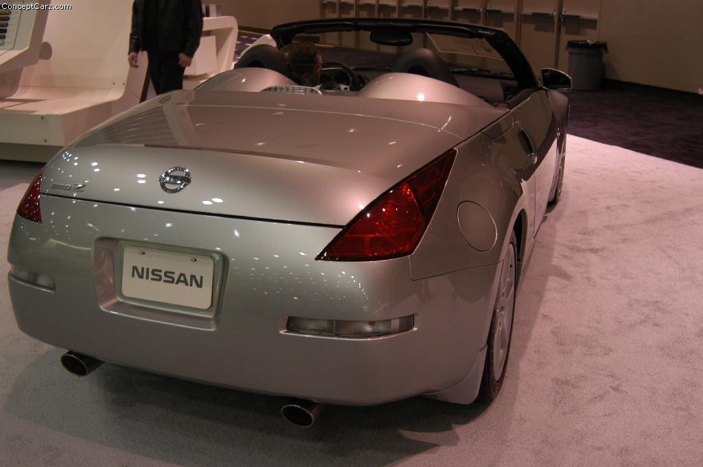 2003 Nissan 350z Roadster Wallpaper And Image Gallery