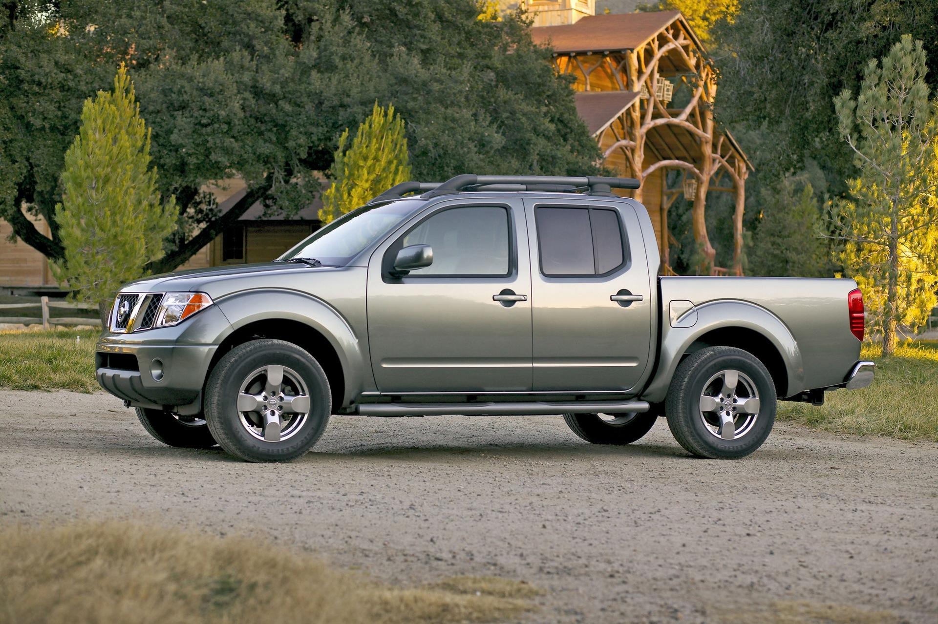 2008 Nissan Frontier News and Information | conceptcarz.com