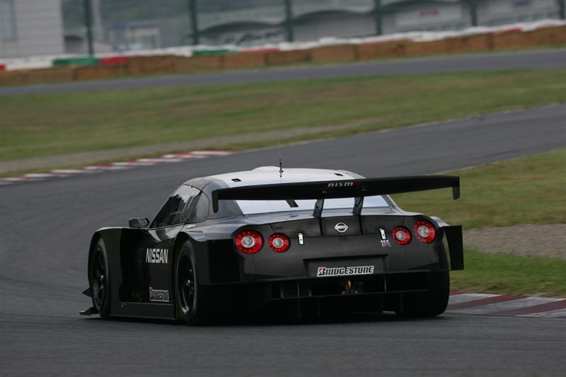 2008 Nissan GT500 GT-R