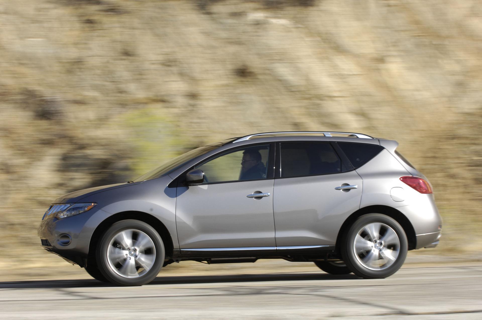 2009 Nissan Murano News And Information Conceptcarz Com