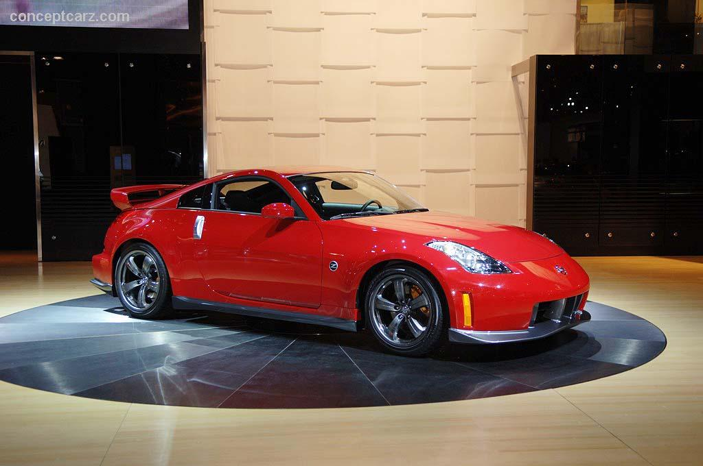 Auction Results And Sales Data For 2007 Nismo 350z