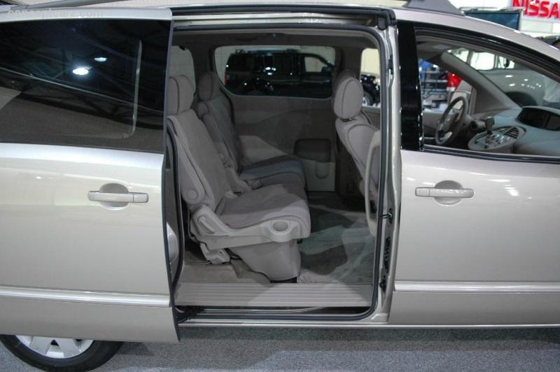2006 Nissan Quest Conceptcarz Com