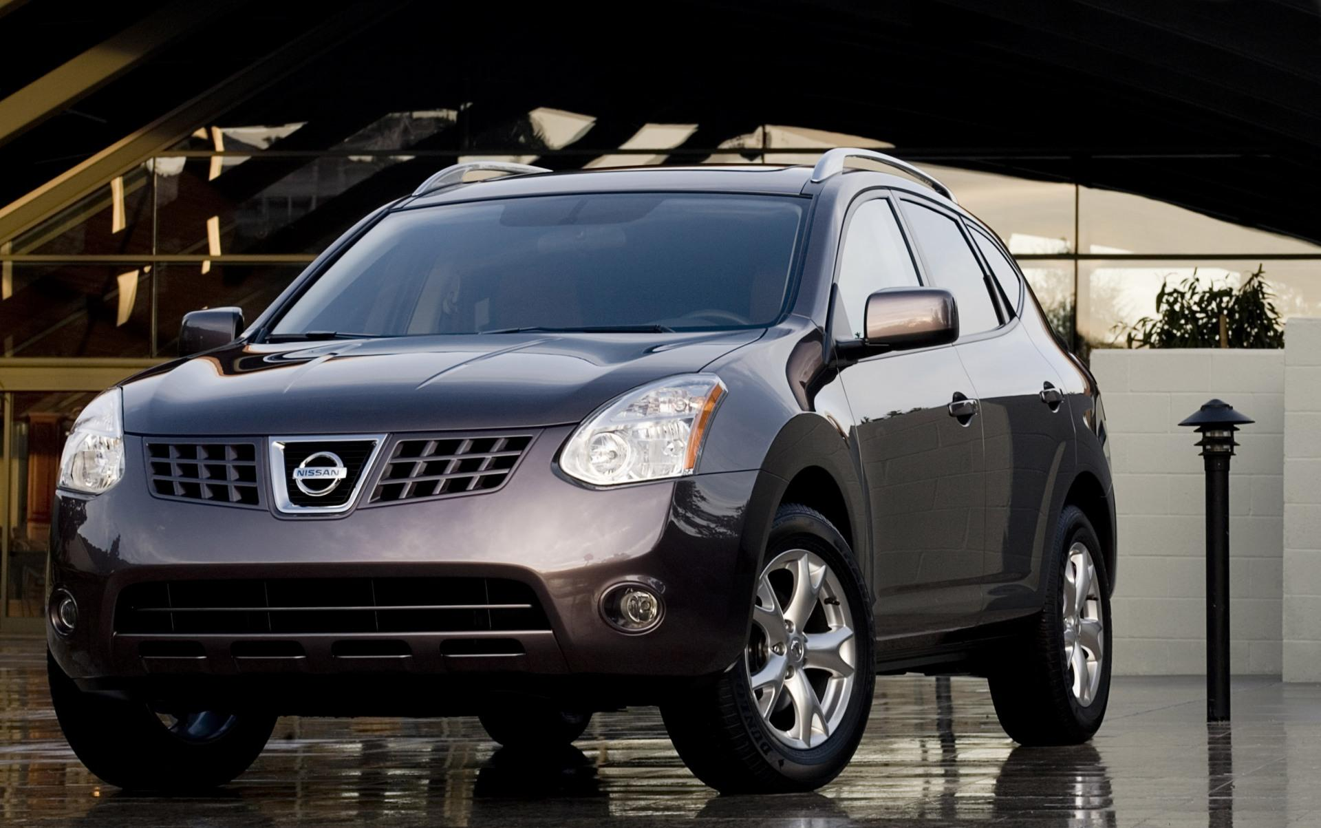 2009 nissan rogue wallpaper and image gallery. Black Bedroom Furniture Sets. Home Design Ideas