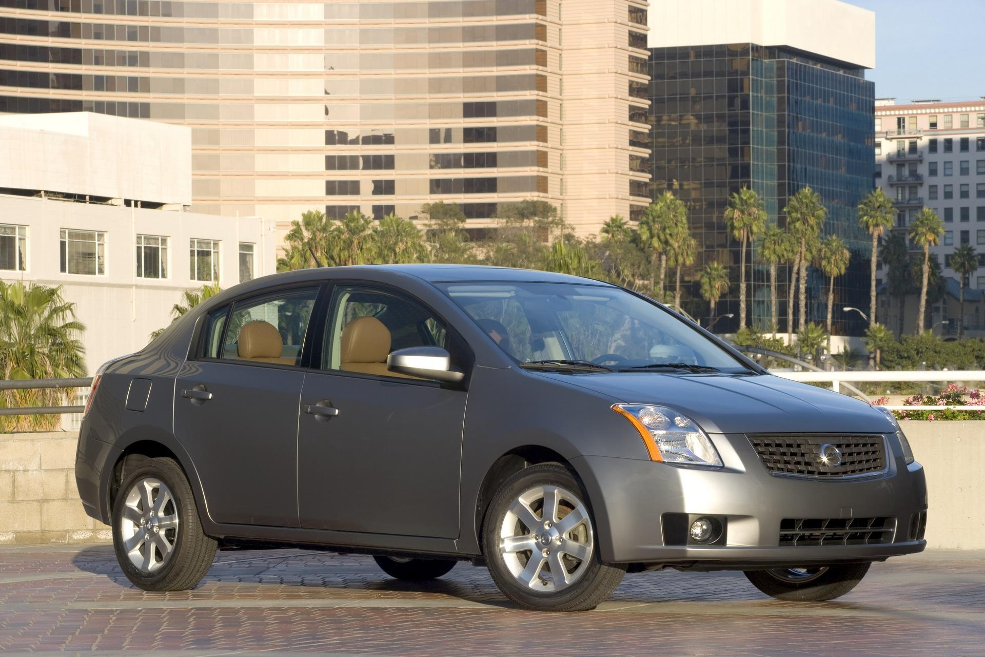 2008 Nissan Sentra News and Information | conceptcarz.com