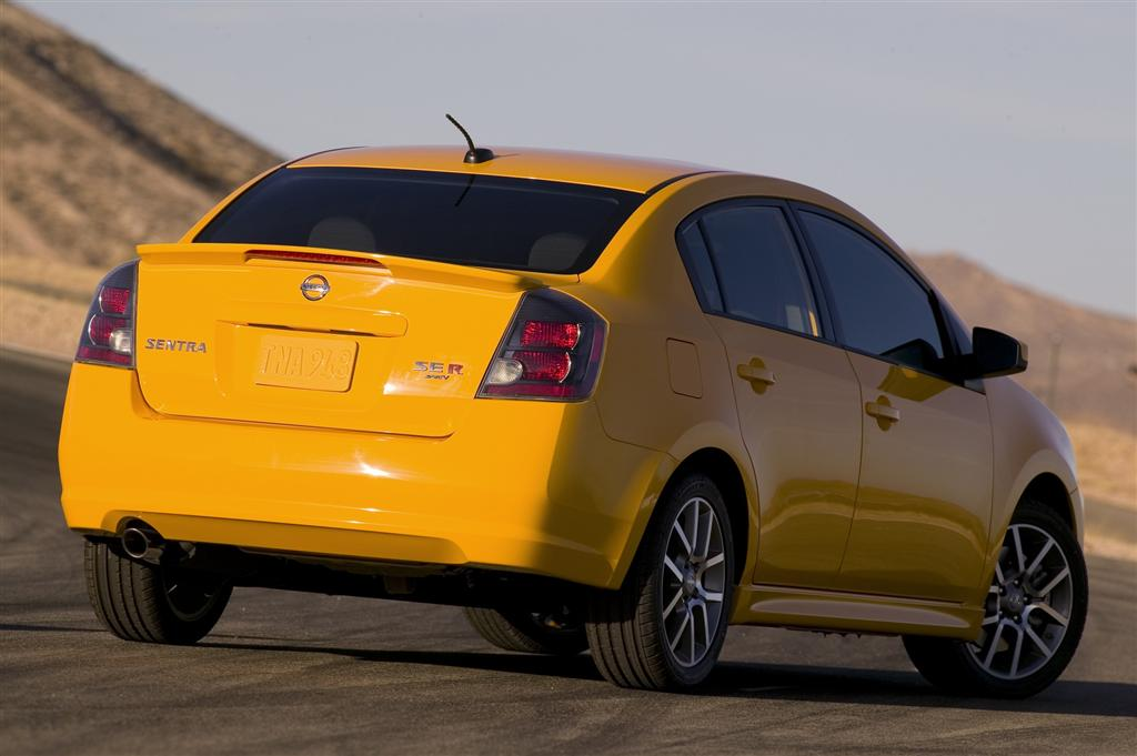 2008 Nissan Sentra SE-R News and Information - conceptcarz.com