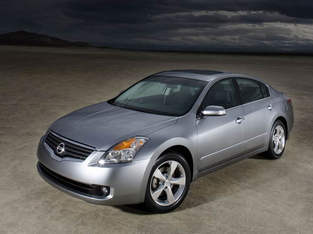 2007 nissan altima pictures history value research news. Black Bedroom Furniture Sets. Home Design Ideas