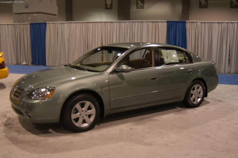 2004 Nissan Altima History Pictures Value Auction Sales Research