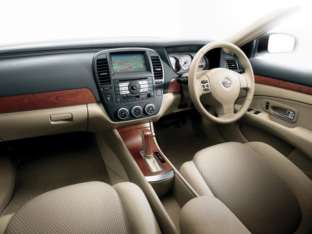 2006 Nissan Bluebird Sylphy Image. Photo 2 of 4