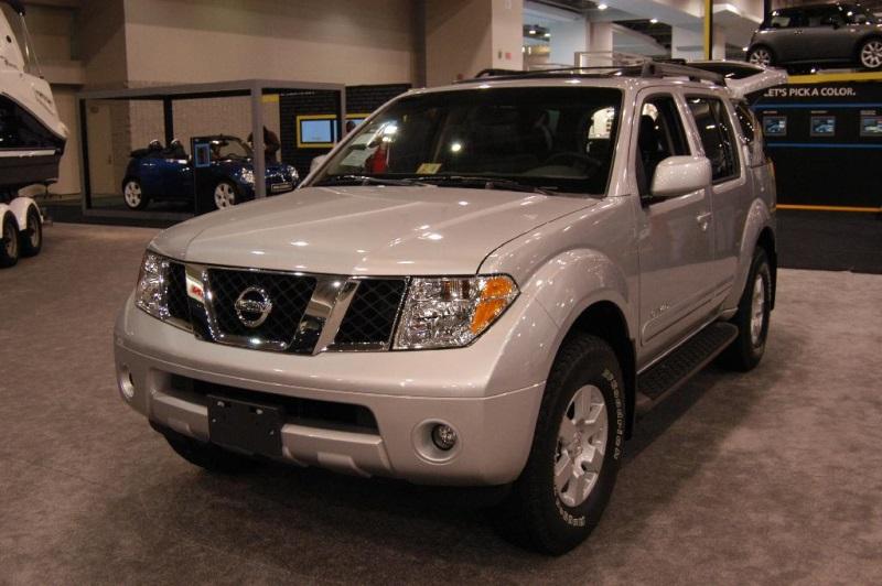 2005 Nissan Pathfinder Image Conceptcarz Images