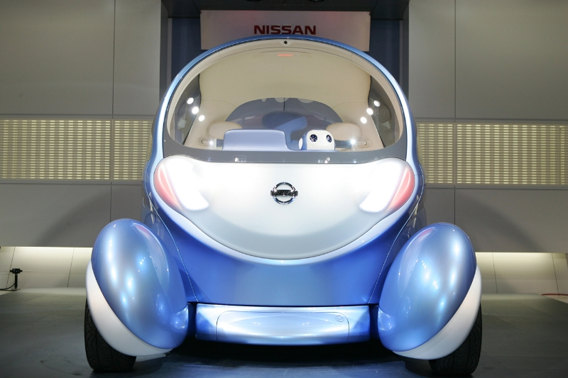 2008 Nissan Pivo 2 Concept News And Information Research And Pricing