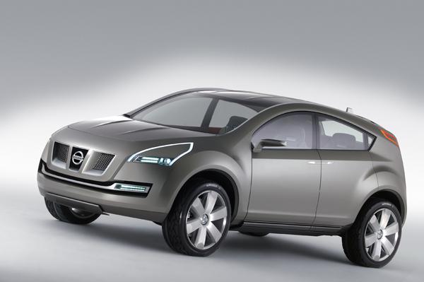 2004 Nissan Qashqai Concept Image Photo 7 Of 8