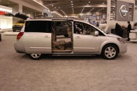 2005 Nissan Quest image.