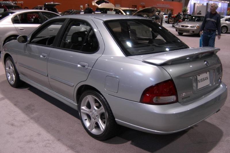 2003 Nissan Sentra Image Https Www Conceptcarz Com
