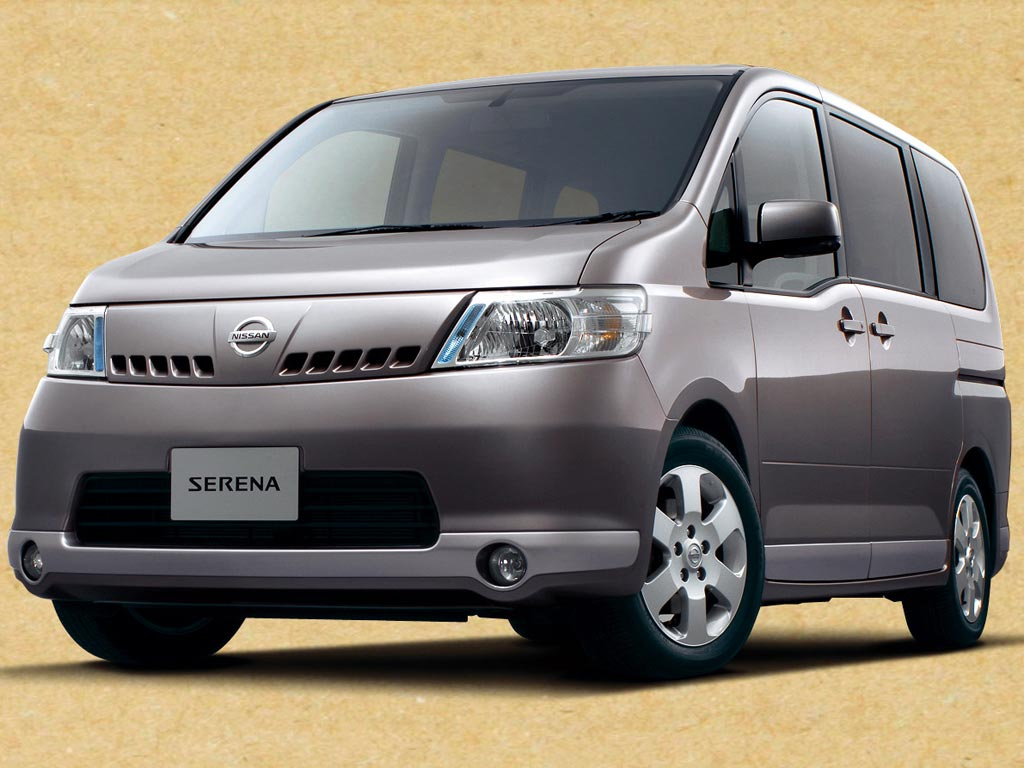 2006 nissan serena pictures history value research news conceptcarz com