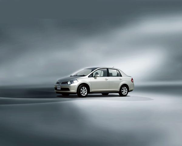 2005 Nissan Tiida Image. Photo 1 of 5