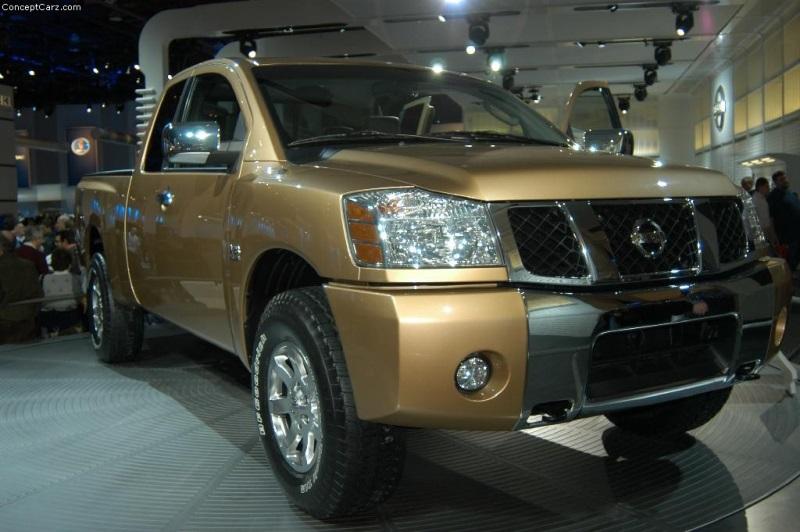 2004 Nissan Titan Conceptcarz Com