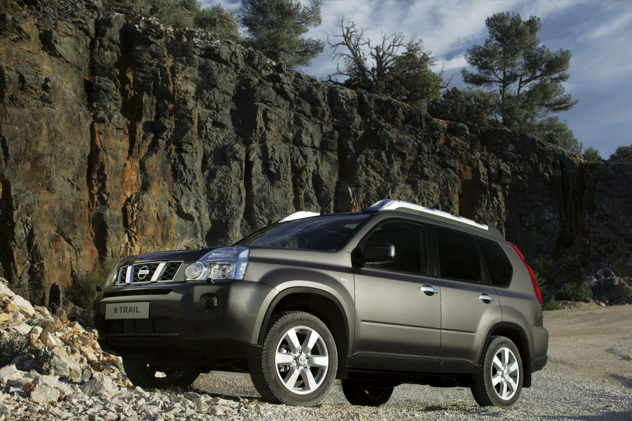 2008 nissan x trail news and information. Black Bedroom Furniture Sets. Home Design Ideas