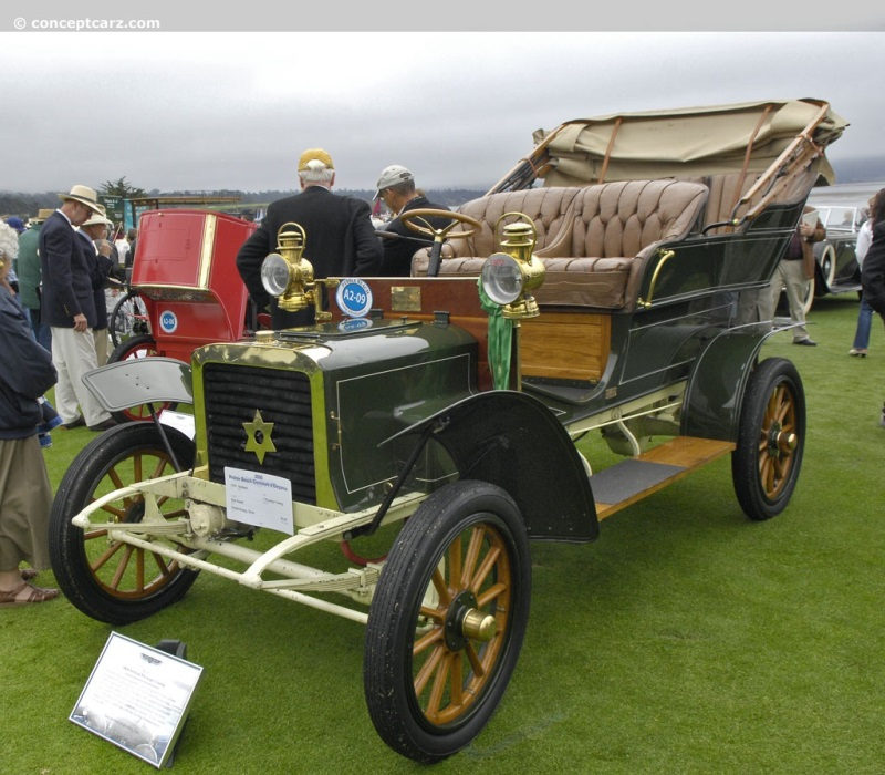 1904 Northern Touring