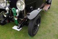 1928 OM Tipo 665.  Chassis number 26641