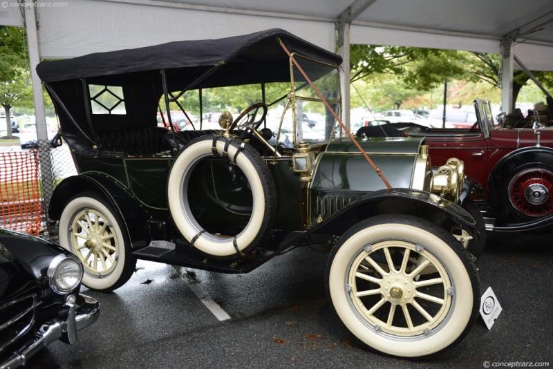 1912 Oakland Model 30