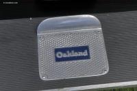 1926 Oakland Six Series