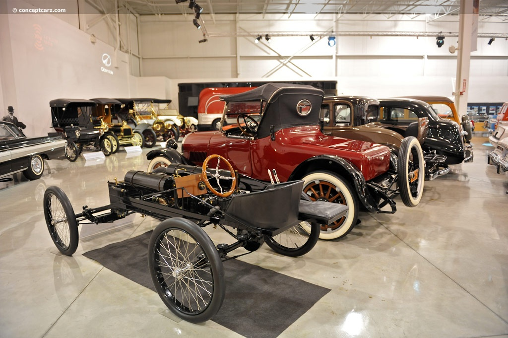 Race Car Museum Pirate