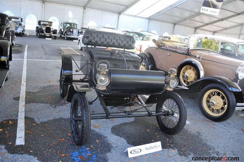 1902 Oldsmobile Model R Curved Dash Curved Dash Runabout , engine 6966