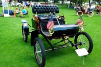 1902 Oldsmobile Model R Curved Dash