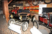 1903 Oldsmobile Model R Curved Dash.  Chassis number 15481