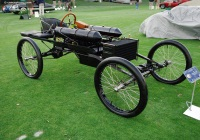 1903 Oldsmobile Pirate Race Car image.