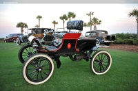 1903 Oldsmobile Model R Curved Dash.  Chassis number 17281
