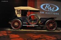 1908 Oldsmobile Limited Prototype image.