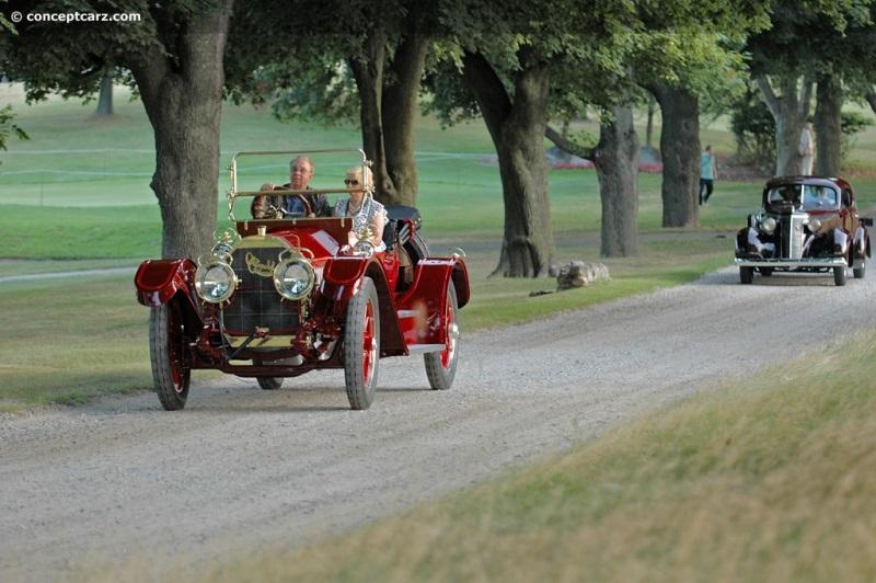 1911 Oldsmobile Autocrat