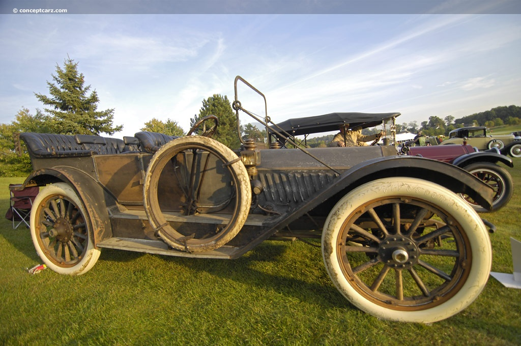 1911 Oldsmobile Limited Image Chassis Number 64128