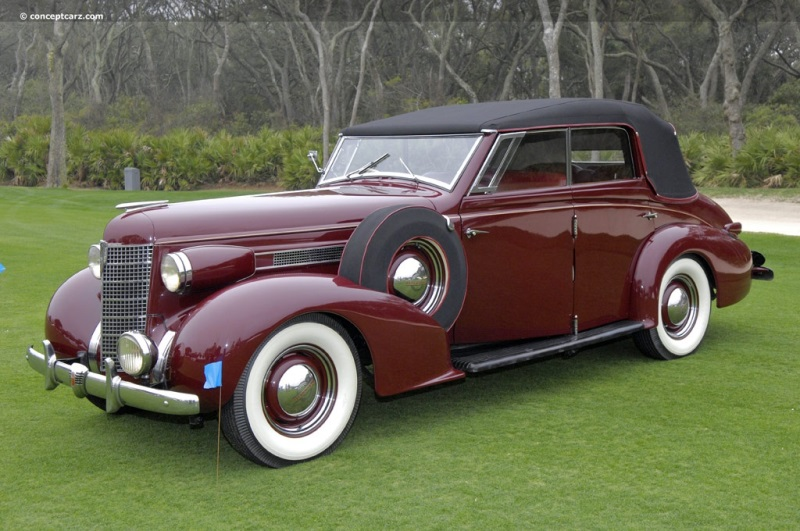 1937 Oldsmobile L 37 Eight Chassis Information