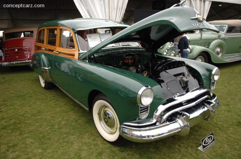 1949 Oldsmobile Seventy-Six