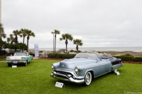 1953 Oldsmobile Ninety-Eight.  Chassis number 539M26760