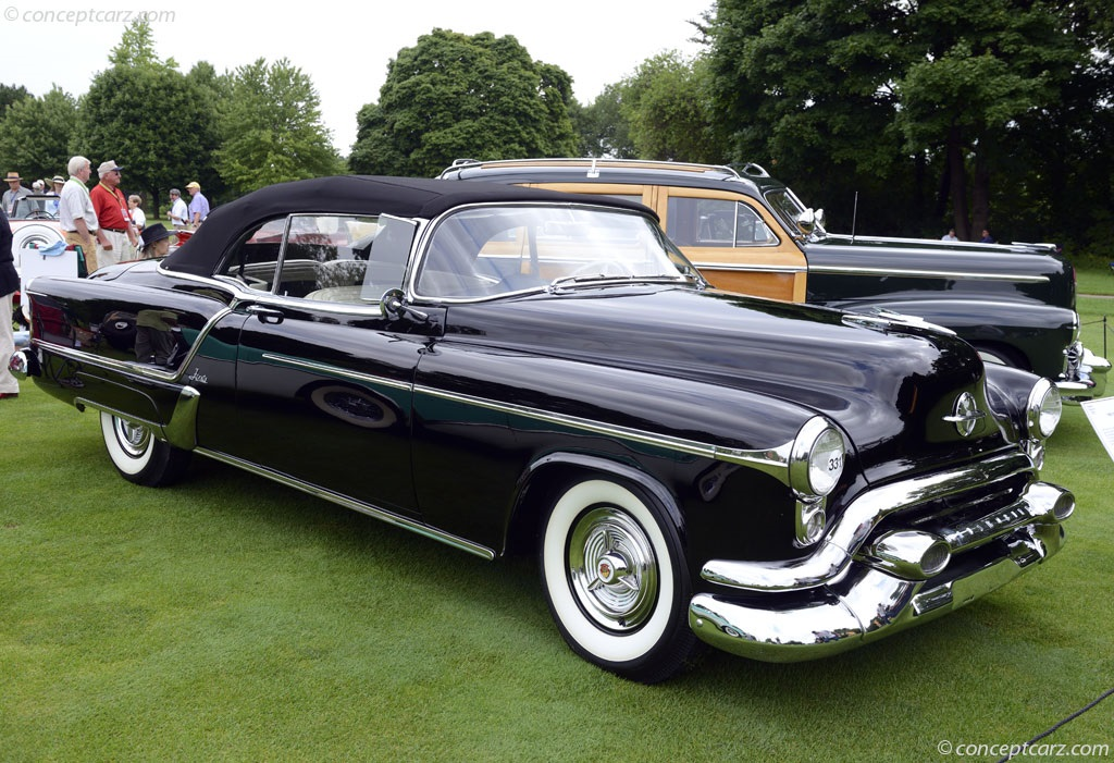 1953 Oldsmobile Ninety Eight Image