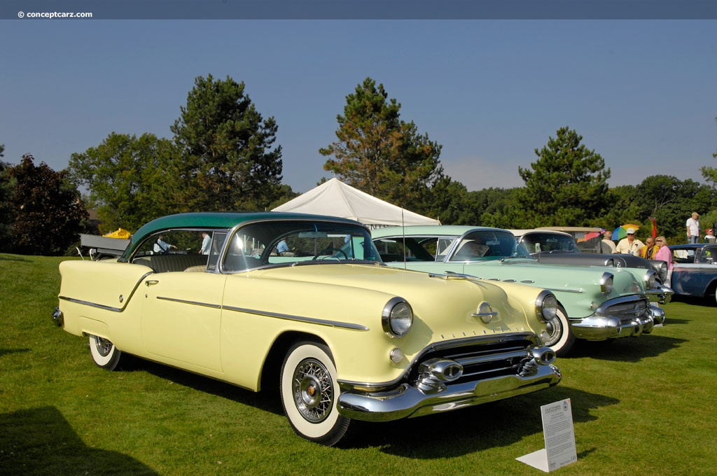 1954 Oldsmobile Super Eighty-Eight