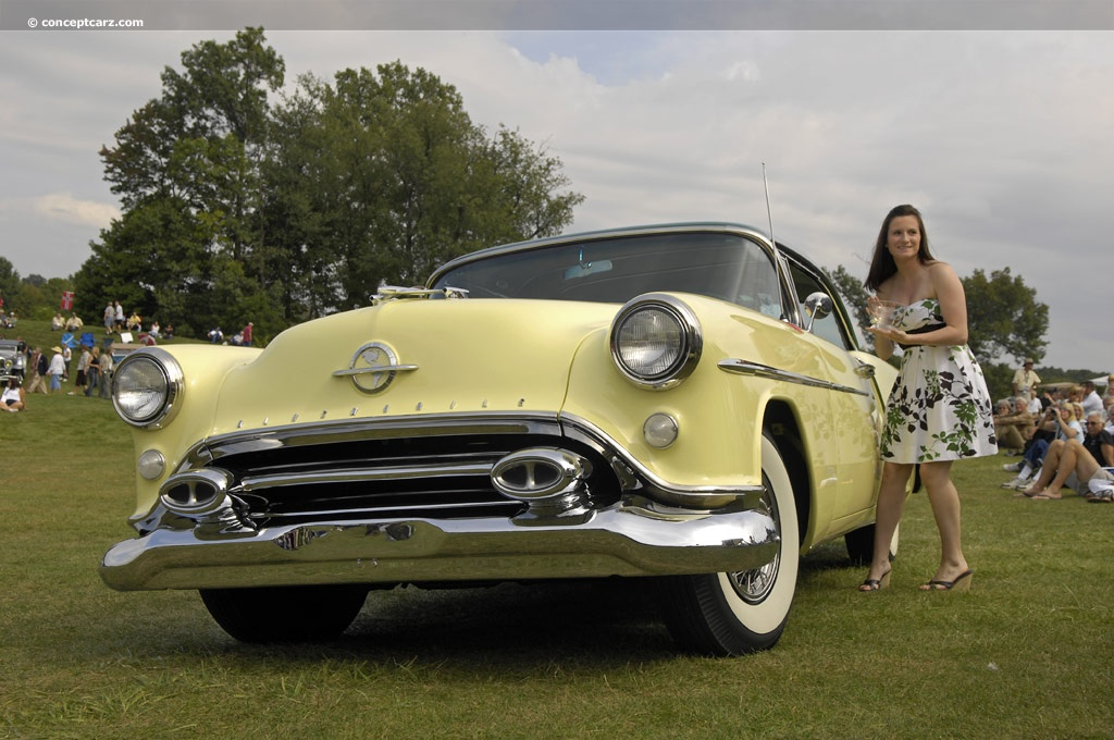 Auction Results And Sales Data For 1954 Oldsmobile Super