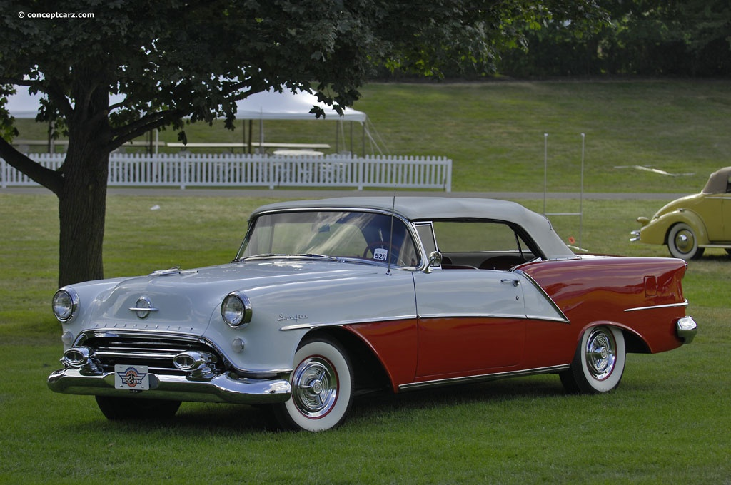 1954 Oldsmobile Niyeight Starfire 98 History Pictures Sales Rhconceptcarz: 1988 Oldsmobile 98 Delco Radio At Elf-jo.com
