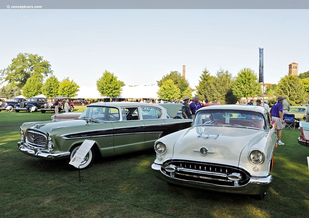 Auction Results and Sales Data for 1955 Oldsmobile Super 88